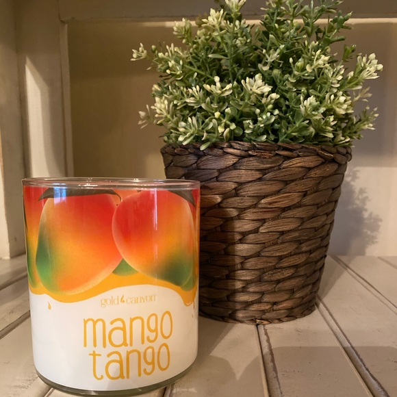 Gold Canyon Other - Mango 🥭 Tango Gold Canyon Candle